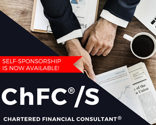 Chartered Financial Consultant/S (ChFC/S)